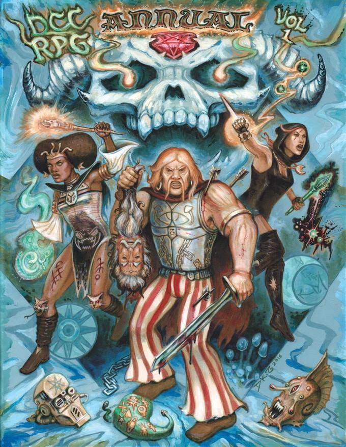 3 RPG Kickstarters You Should Back – DCC Annual, Marek's