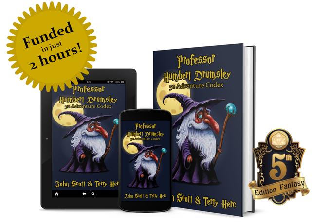 5 RPG Kickstarters You Should Back – Spellmonger, Demon's Veins